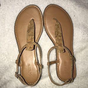 JCrew Women's Sandals